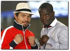 Pacquiao vs Clottey Final Press Conference Photos-Pics