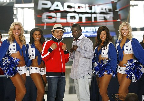 Pacquiao vs Clottey Final Presser Photos