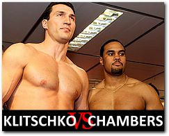 Wladimir Klitschko vs Eddie Chambers Boxing Fight