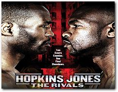 Roy Jones Jr vs Bernard Hopkins 2-II: The-Rivals Boxing Fight