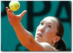 Serbian Jelena Jankovic French Open 2010 Quarterfinals