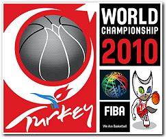2010 FIBA World Championship Turkey