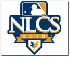 NLCS 2010 Giants vs Phillies