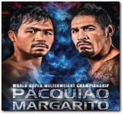 Manny Pacquiao vs Antonio Margarito Boxing Fight November 13, 2010