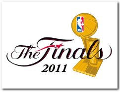 2011 NBA Finals logo