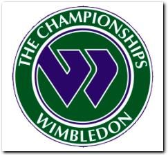 Wimbledon The Championships Tennis logo