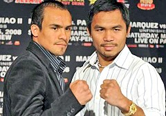 Pacquiao vs Marquez 3 III trilogy Boxing Fight