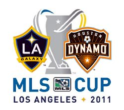 2011 MLS Cup Final LA Galaxy vs Houston Dynamo