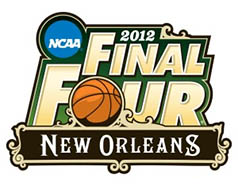 2012 NCAA March Madness Basketball Final Four logo