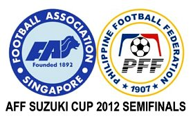 AFF Suzuki Cup 2012 Semifinals Singapore vs Philippines