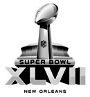 SuperBowl 47 2013 XLVII logo