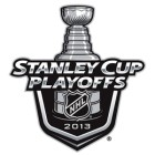 Stanley Cup Playoffs 2013 logo