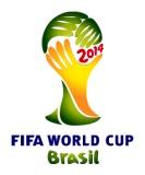 World Cup 2014 Brasil Brazil logo