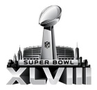 SuperBowl 48 2014 XLVIII logo