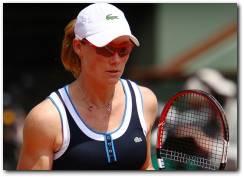 Australian Samantha Stosur French Open 2010 Quarterfinals