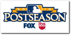 MLB Postseason 2010 Schedule