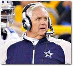 Former Dallas Cowboys Coach Wade Phillips