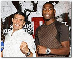 Sergio Martinez vs Paul Williams rematch 2 Boxing Fight