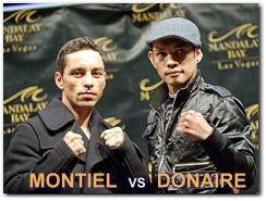Fernando Montiel vs Nonito Donaire Boxing Fight