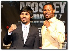 Pacquiao vs Mosley Boxing Fight May 7, 2011