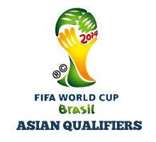 FIFA World Cup 2014 Asian Qualifiers