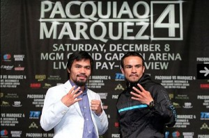 Pacquiao vs Marquez 4 IV Boxing Fight