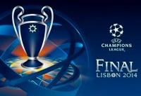 UEFA Champions League 2014 Lisbon logo