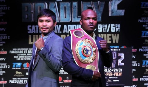 Pacquiao Bradley 2 Promotional